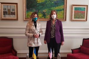 США готові до співпраці у створенні «Кримської платформи»