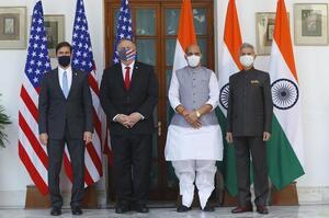США й Індія домовились про обмін розвідданими для протидії Китаю – Financial  Times