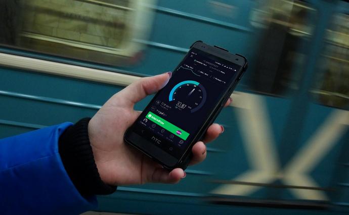 Оператори запустили 4G майже на всіх станціях метро у Києві