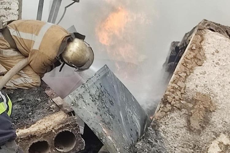 На Харківщині стався вибух на газорозподільній станції