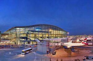 Хітроу перестав бути найбільш завантаженим аеропортом Європи