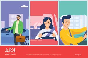 Инновационная Автогражданка от ARX — получи скидку, если ты хороший водитель