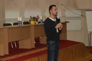 Кравчук призначив нового спікера в ТКГ