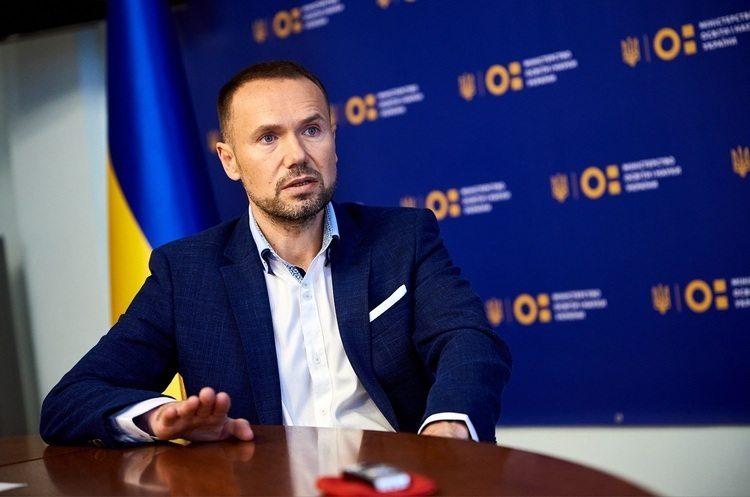 Шкарлет отримав попередження від ЄС через спроби зруйнувати реформи у Міносвіти