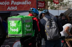 Bolt запускає сервіс доставки їжі Bolt Food у Києві