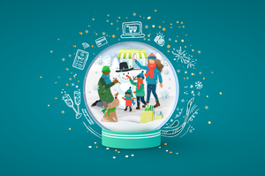 Менше подорожей, більше онлайн-покупок – дослідження «Делойт» щодо ринку ритейлу у новорічні свята