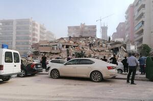 В Туреччині стався землетрус, є загиблі та поранені