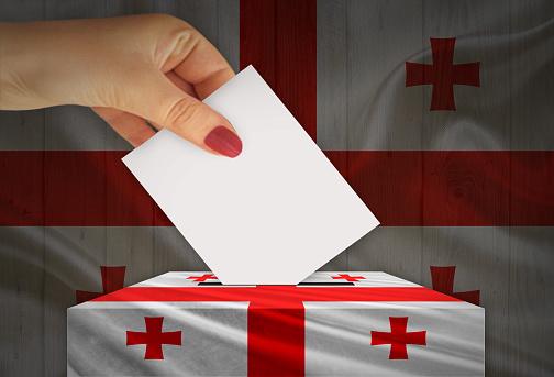 У ЦВК Грузії заявили про перемогу правлячої партії на виборах в парламент