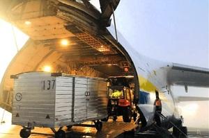 Укрпошта запустила програму чартерних рейсів до США