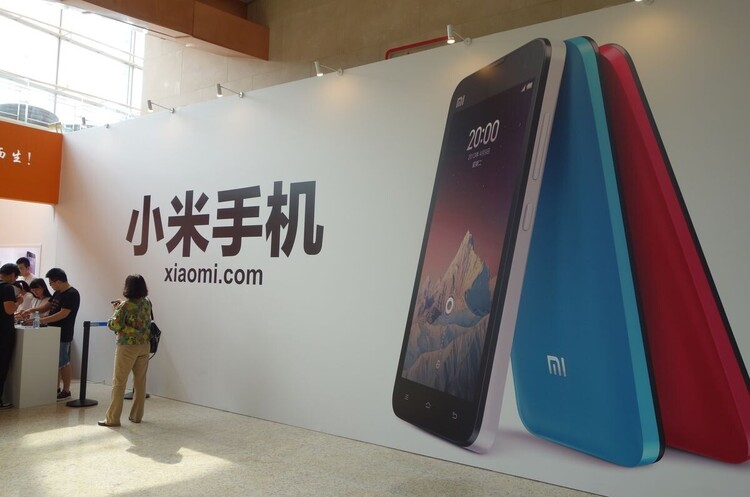 Xiaomi вперше увійшла в трійку лідерів ринку смартфонів, і вперше в цій трійці немає Apple