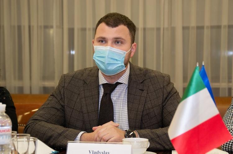 Італія та Китай зацікавилися розвитком швидкісних потягів в Україні – Криклій
