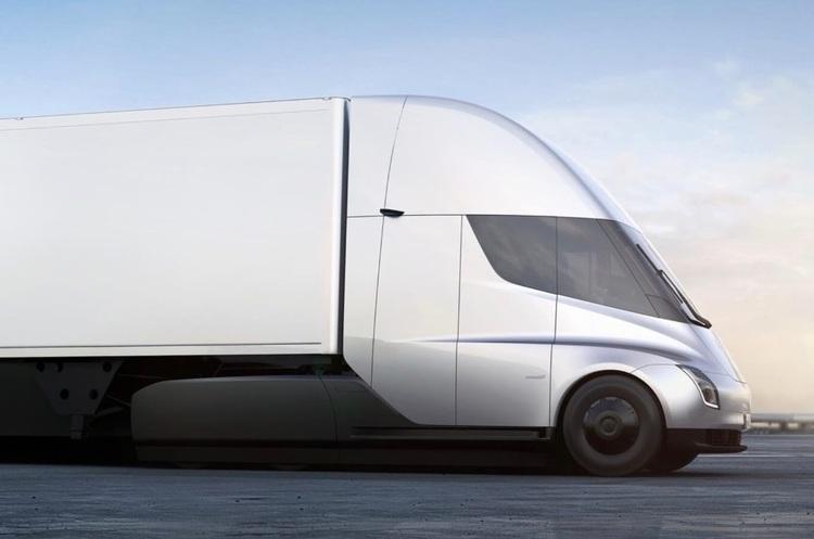 Tesla отримала замовлення на електровантажівки Semi, сума якого може досягти $100 млн