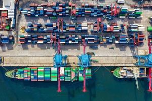 Морпорти України цьогоріч збільшили обробку вантажів на 1,7% - АМПУ