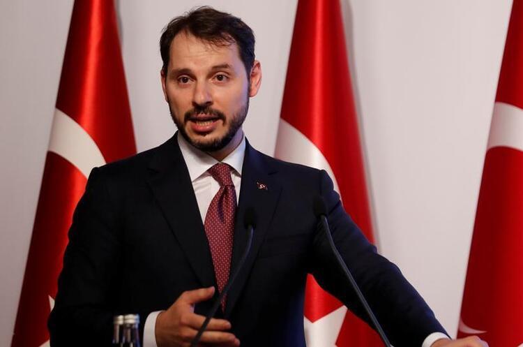 Зять Ердогана несподівано вирішив піти з посту міністра економіки