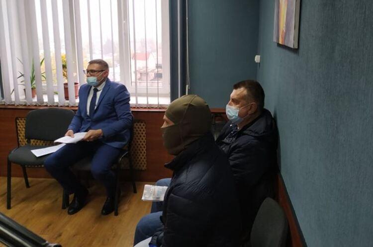 На адмінкордоні Криму затримали колишнього заступника начальника МВС