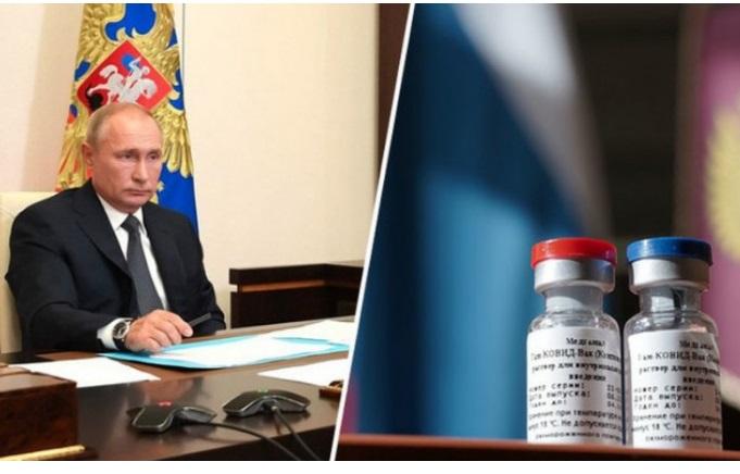 Росія заявила, що її вакцина від коронавірусу «Спутнік V» показала 92% ефективності