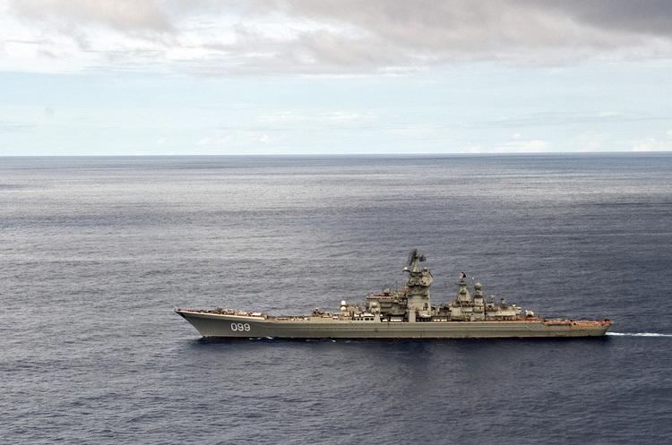 РФ домовилась з Суданом про створення там бази для кораблів з ядерними установками