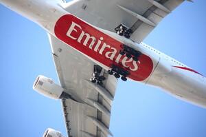 Emirates прозвітувала про $3,4 млрд збитків за перше півріччя