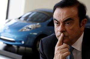 Nissan в суді вимагає зі свого скандального екскерівника Карлоса Гона $95 млн