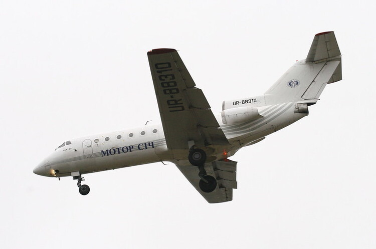 «Мотор Січ» відновила прямі регулярні рейси по своєму єдиному міжнародному маршруту