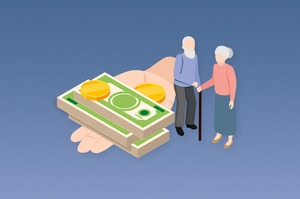 Нацбанк спростив отримання пенсій і соцвиплат через поштових операторів