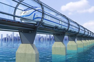 Hyperloop по-корейськи: дослідники розігнали тестову капсулу у вакуумній трубі до 1000 км / год