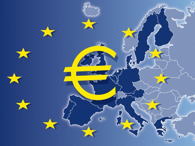Річна інфляція в єврозоні залишається негативною третій місяць поспіль