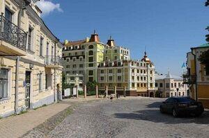 «Маркон» знизить поверховість проєкту готелю на Андріївському до 12 метрів