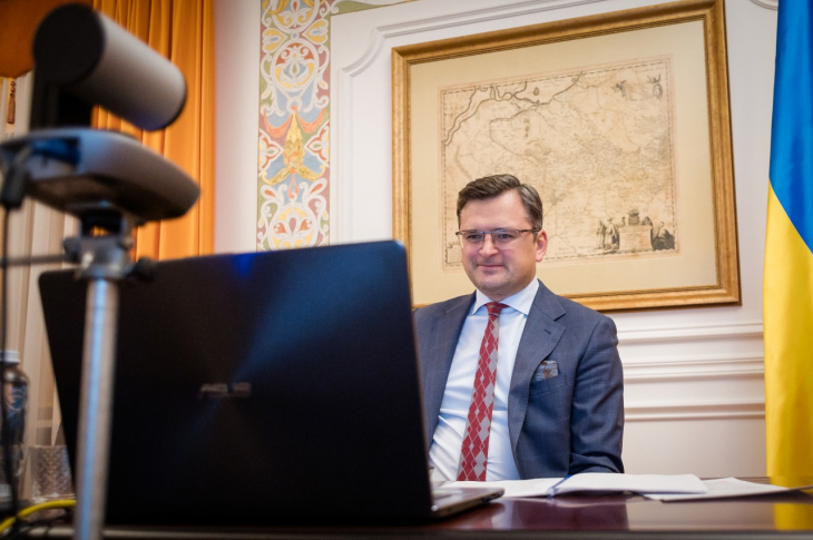 Міністр закордонних справ запропонував Бразилії провести українсько-бразильський бізнес-форум
