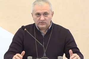 Олег Струк тимчасово очолить аеропорт «Бориспіль» замість Рябікіна
