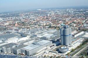 BMW випускатиме в Німеччині виключно електрокари і комплектуючі до них