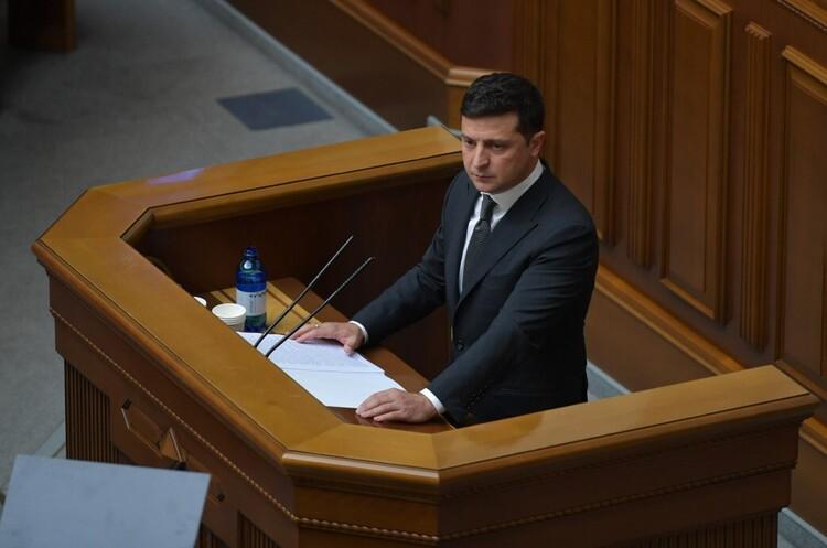 Зеленському довіряють 46% українців - «Рейтинг»
