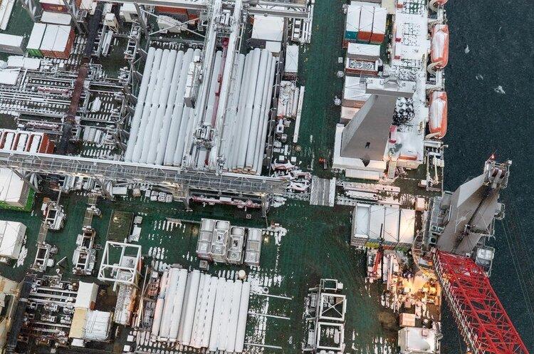 Німецький бізнес попросив США не застосовувати нові санкції проти «Північного потоку 2»