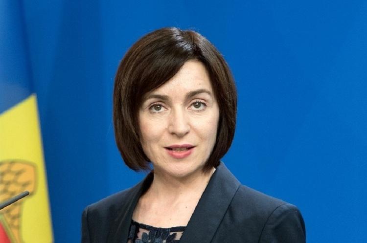 Нова президент Молдови виступила за виведення російських військових із Придністров'я