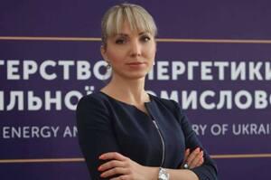 Ольга Буславець залишається на посаді Першого заступника Міністра енергетики