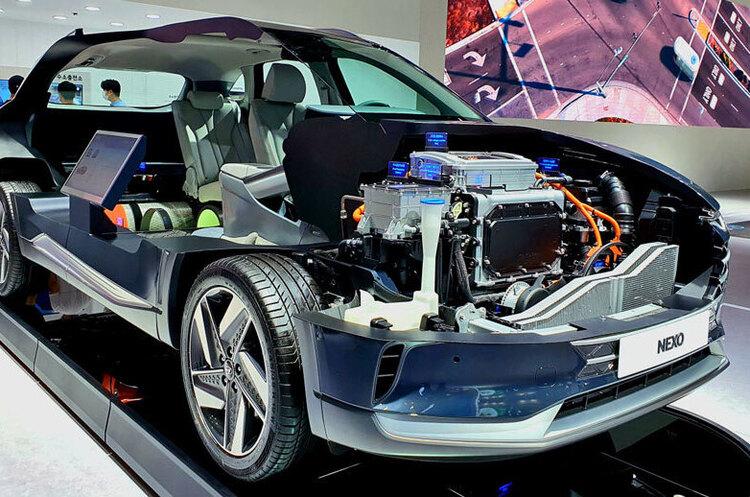 Hyundai та Ineos об'єднаються для створення водневих автомобілів