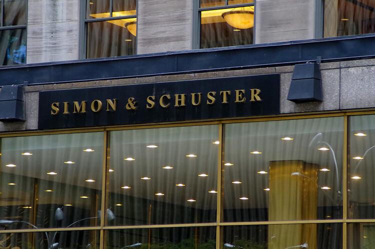 Німецький медіа-гігант Bertelsmann хоче купити видавничий дім Simon & Schuster за $2 млрд