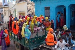 В Індії проходить масштабний страйк, в якому беруть участь понад 250 млн осіб