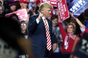 Трамп готовий піти з Білого дому, якщо Колегія виборників визнає переможцем Байдена
