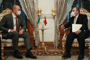 Шмигаль запропонував Туреччині відновити засідання групи з оборонно-промислового комплексу