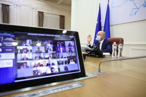 КВУ: ВР ухвалила лише 7% законопроєктів уряду Шмигаля