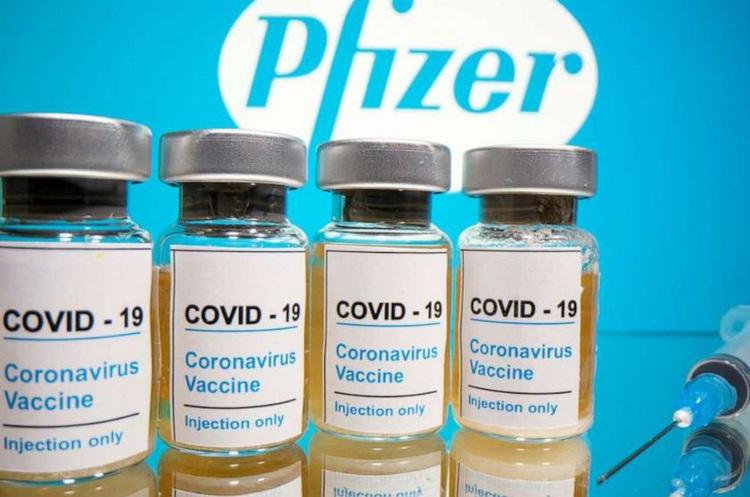 Pfizer і BioNTech подали заявку на реєстрацію вакцини проти COVID-19 в ЄС