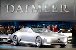 Daimler виплатить працівникам у Німеччині по 1000 євро премії через пандемію