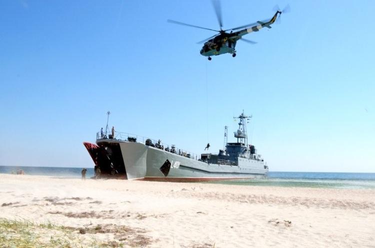 Військово-морський аташе при посольстві США відвідав головну базу ВМС в Одесі