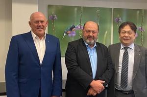 Україна й Австралія обговорили можливість заснування спільних підприємств – посольство