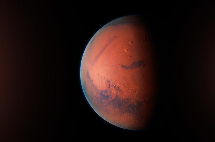 Маск «дуже впевнений», що SpaceX доставить людей на Марс до 2026 року