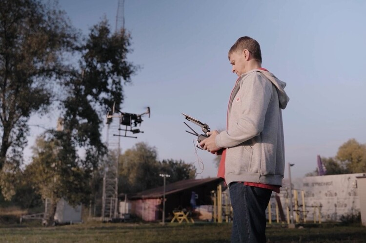 «Vodafone Україна» будує мережу LTE-900 за допомогою дронів