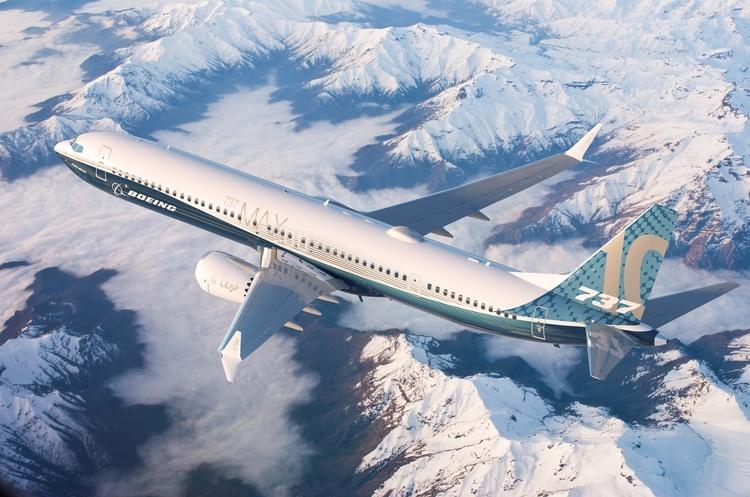 Ryanair готується до замовлення великої партії лайнера Boeing 737 MAX - Reuters
