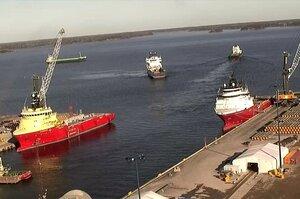 Німеччина видала дозвіл судну «Академік Черський» на прокладання «Північного потоку 2» з 5 грудня