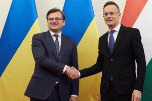 Генсек НАТО сподівається, що Угорщина й Україна будуть здатні самостійно вирішити двосторонній конфлікт